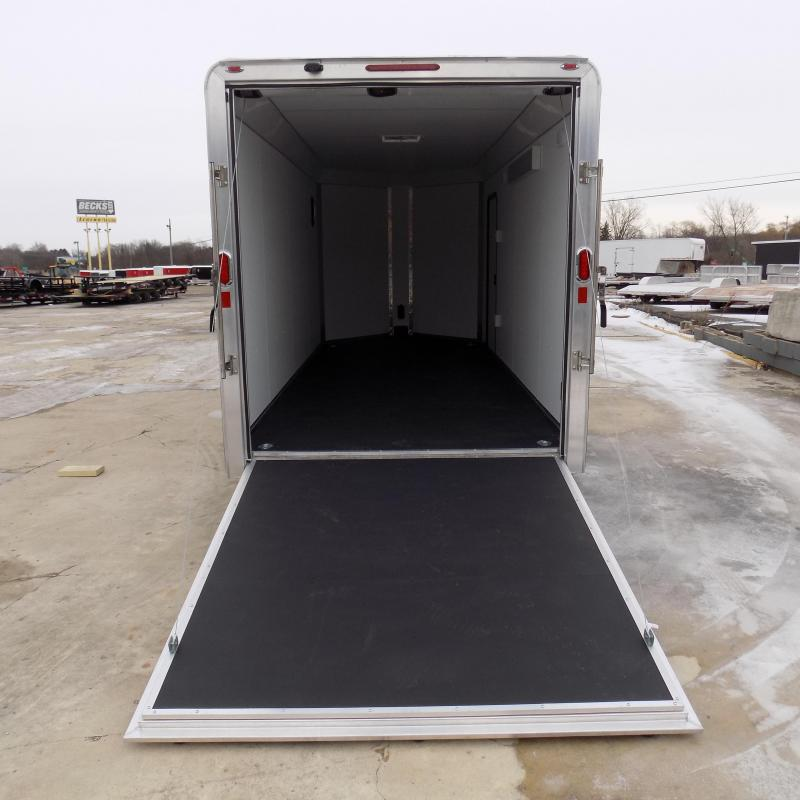 Legend Deluxe 7' x 19'  Aluminum Enclosed Cargo For Sale $0 Down Payments from $139/mo W.A.C