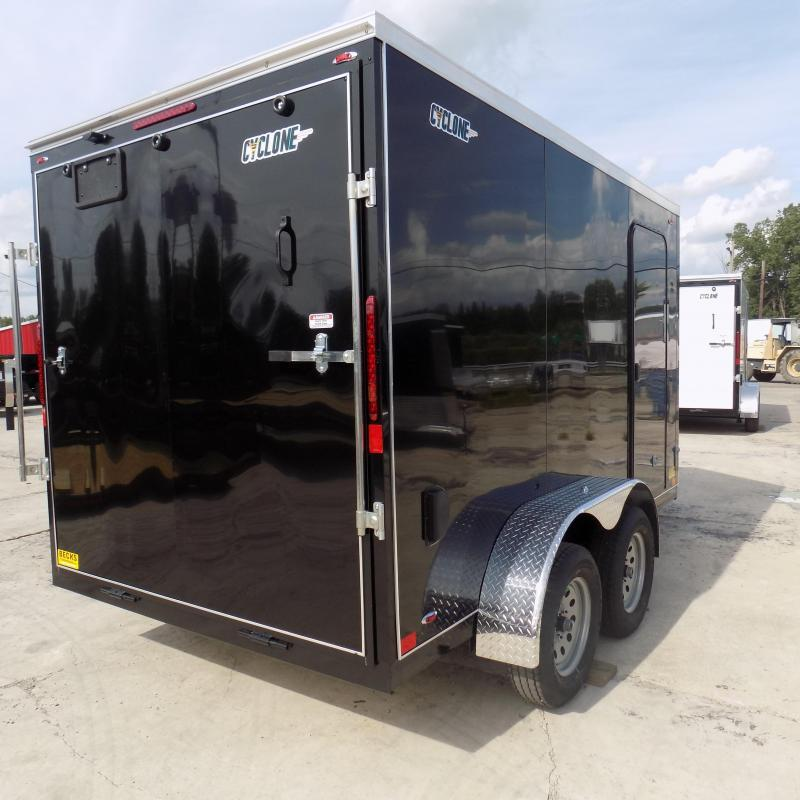 New Legend Cyclone ES 7' x 14' Enclosed Cargo Trailer for Sale