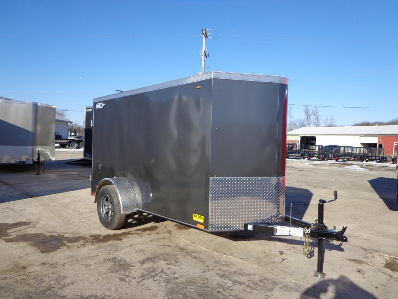 New Legend Cyclone 5' x 11' Enclosed Cargo Trailer For Sale