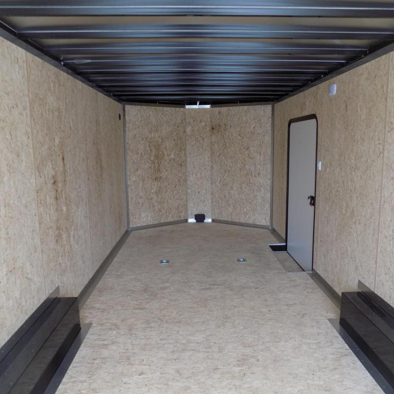 New Legend Cyclone 8.5' x 26' Enclosed Car Hauler Trailer for Sale - $0 Down Payments From $120/Mo W.A.C