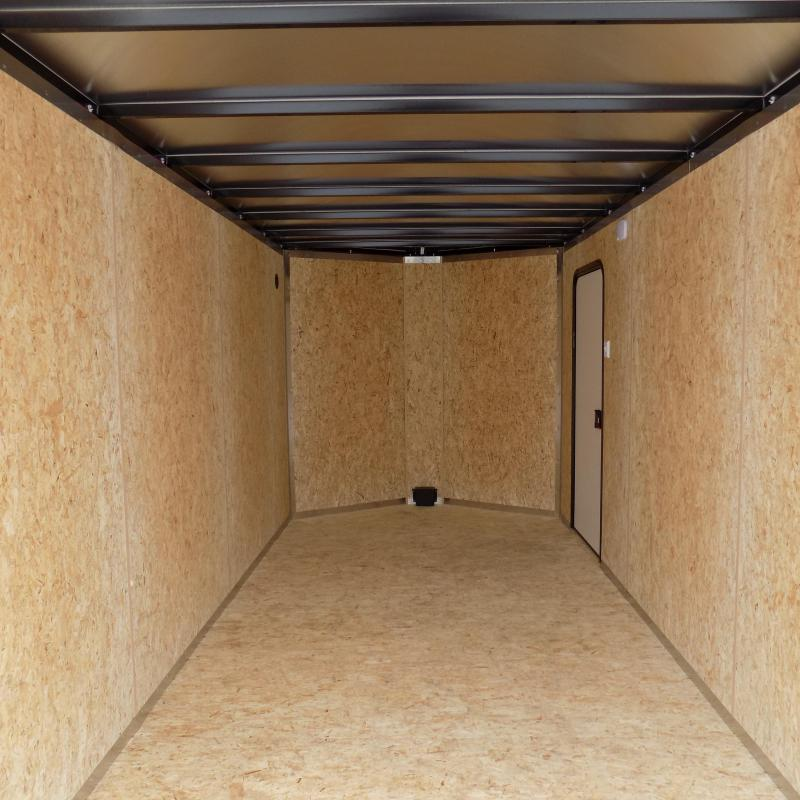 New Legend Cyclone 7' x 16' Enclosed Cargo Trailer For Sale - $0 Down & Payments from $105/mo. W.A.C.