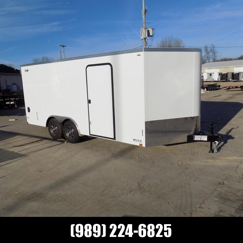 New Legend Cyclone 8.5' x 20' Enclosed Car Hauler / Cargo Trailer for Sale - $0 Down Payments From 109/Mo W.A.C.