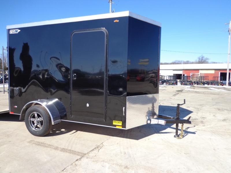 New Legend Cyclone 6' x 11' Enclosed Cargo Trailer For Sale