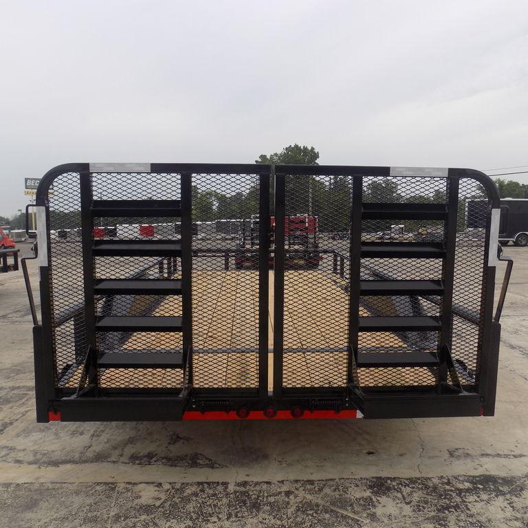 "New Load Trail CS14 102"" x 16' Open Car Hauler / Equipment Trailer for Sale"