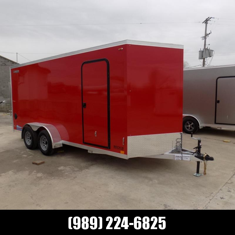 New Legend Thunder 7' x 18' Aluminum Enclosed Cargo Trailer For Sale- $ 0 Down Payments From $115/Mo W.A.C.