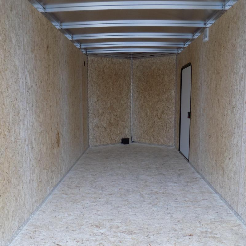 New Legend Thunder 7' X 16' Enclosed Cargo Trailer For Sale - $0 Down Payments From $119/Mo W.A.C.