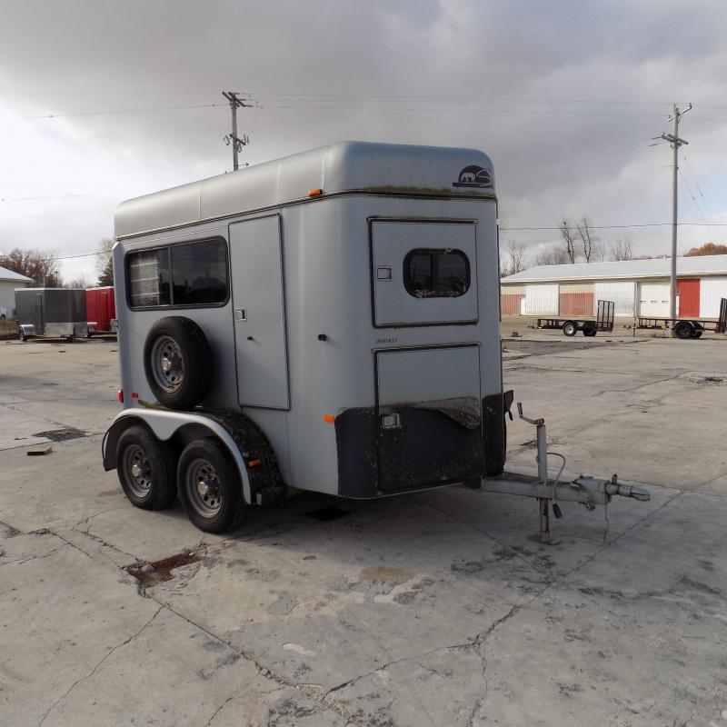 Used Sundowner 2 Horse Trailer For Sale - New Trade