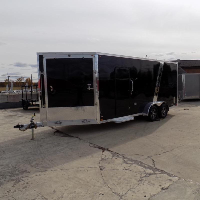 New Legend Explorer 7' x 23' Snowmobile Trailer - Payments From $155/mo with $0 Down W.A.C - Best Deal Guarantee