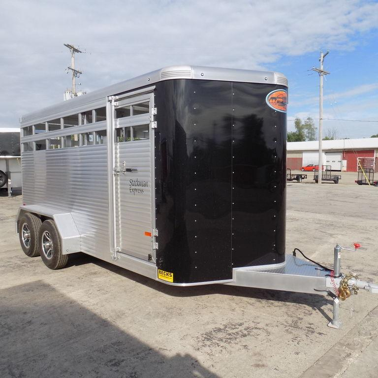 New Sundowner Trailers Stockman Express 16