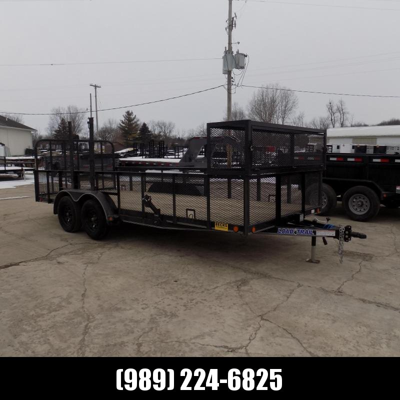 """New Load Trail 83"""" x 18' Landscape Trailer For Sale- $0 Down $109/mo W.A.C."""