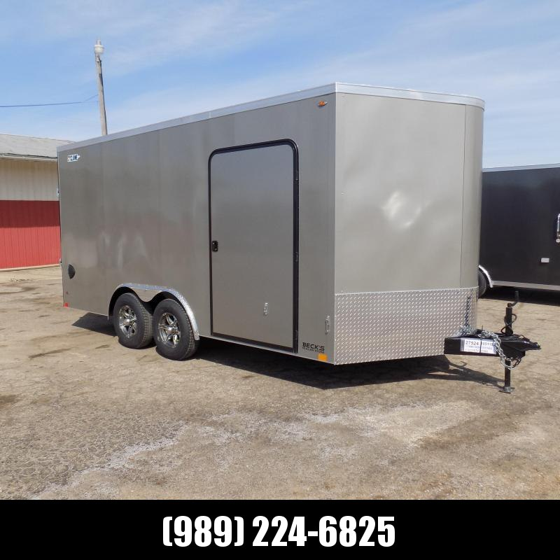 New Legend Cyclone 8.5' x 18' Enclosed Car Hauler / Cargo Trailer for Sale - $0 Down Payments From $119/mo W.A.C.