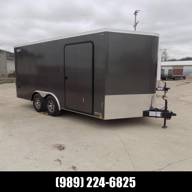 New Legend Cyclone 8.5' x 18' Enclosed Car Hauler / Cargo Trailer for Sale - $0 Down Payments From $105/Mo W.A.C.