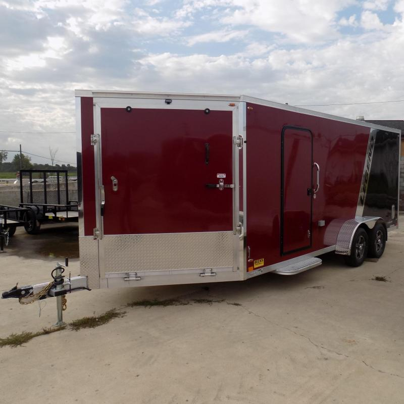 New Legend Explorer 7' x 23' Snowmobile Trailer From $149/mo. W.A.C - Guaranteed Best Deal