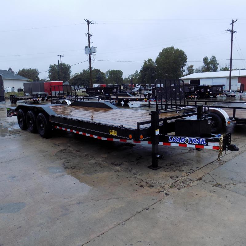 """New Load Trail CH14 102"""" x 26' Triple Axle Open Car/Equipment Trailer - 16,748# Payload - $0 Down & Payments From $145/mo. W.A.C."""