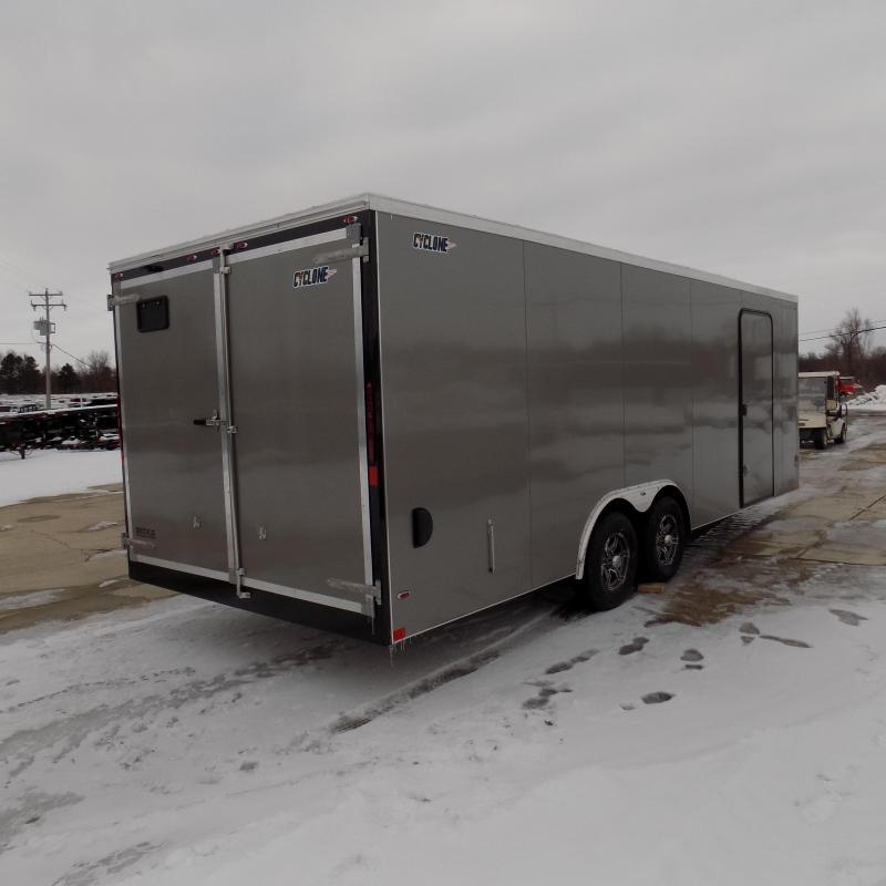 New Legend Trailers Legend Cyclone 8.5' x 24' Enclosed Cargo Trailer For Sale- $0 Down Payments From 120/mo W.A.C.