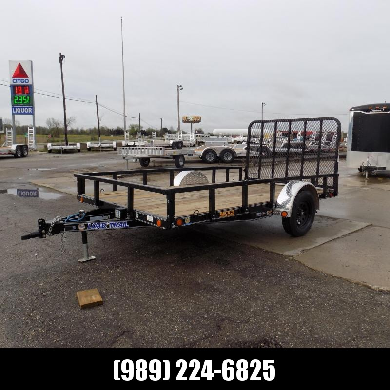 New Load Trail 7' x 12' Utility Trailer For Sale - $0 Down & Payments From $57/mo.
