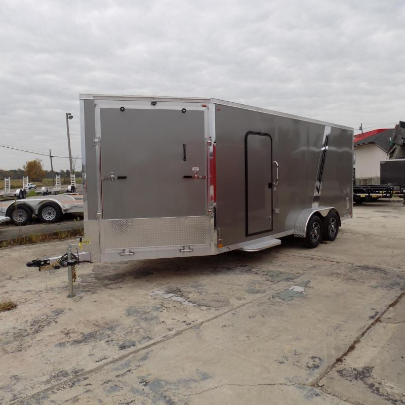 New Legend Explorer 7' x 23' Snowmobile Trailer - Payments From $153/mo with $0 Down W.A.C - Best Deal Guarantee