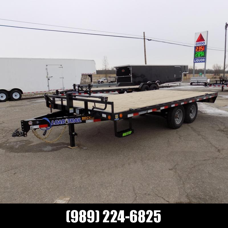 """New Load Trail 102"""" x 16' Deckover Trailer for Sale- $0 Down $102/mo W.A.C."""
