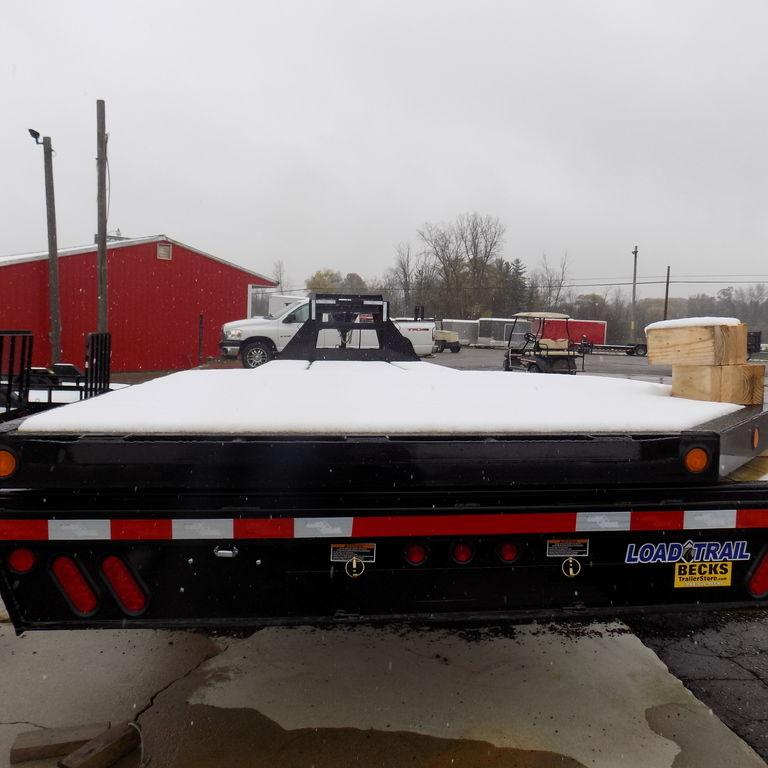 "New Load Trail GP22 102"" x 30' Gooseneck Trailer - 22K Weight Rating"
