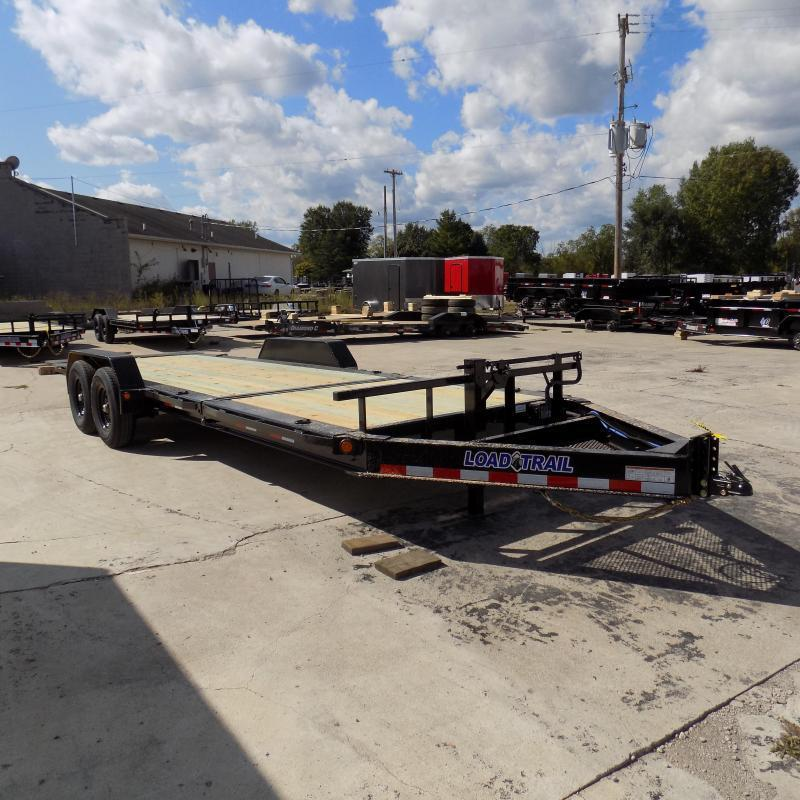 """New Load Trail TH14 83"""" x 22' Tilt Deck Trailer For Sale - Payments from $138/mo. W.A.C."""