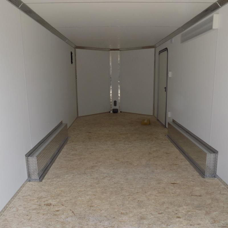 New Legend FTV 8' x 19' Heavy Duty Aluminum Trailer - LOADED! $0 Down Financing Available