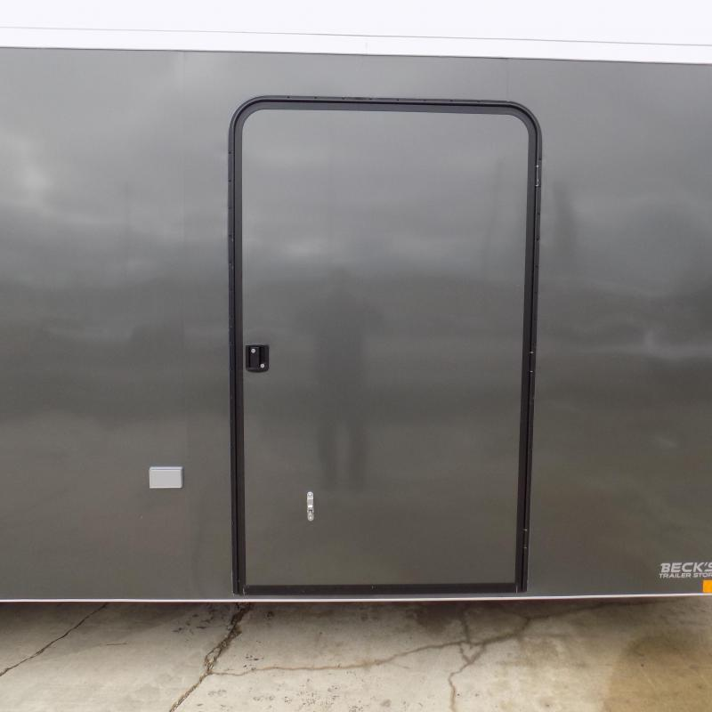 New Legend Cyclone 8.5' x 26' Enclosed Car Hauler Trailer for Sale- $0 Down Payments From $130/mo W.A.C