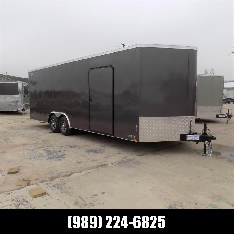 New Legend Cyclone 8.5' x 26' Enclosed Car Hauler Trailer for Sale - $0 Down Payments From 135/Mo W.A.C