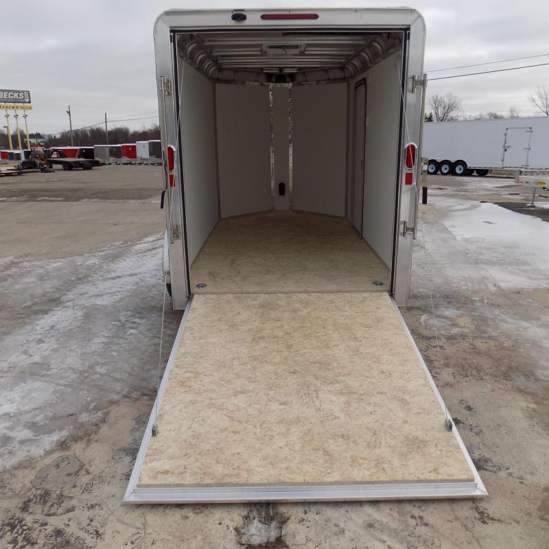 New Legend DVN 6' X 13' Aluminum Enclosed Trailer For Sale- $0 Down Payment from $119/mo W.A.C