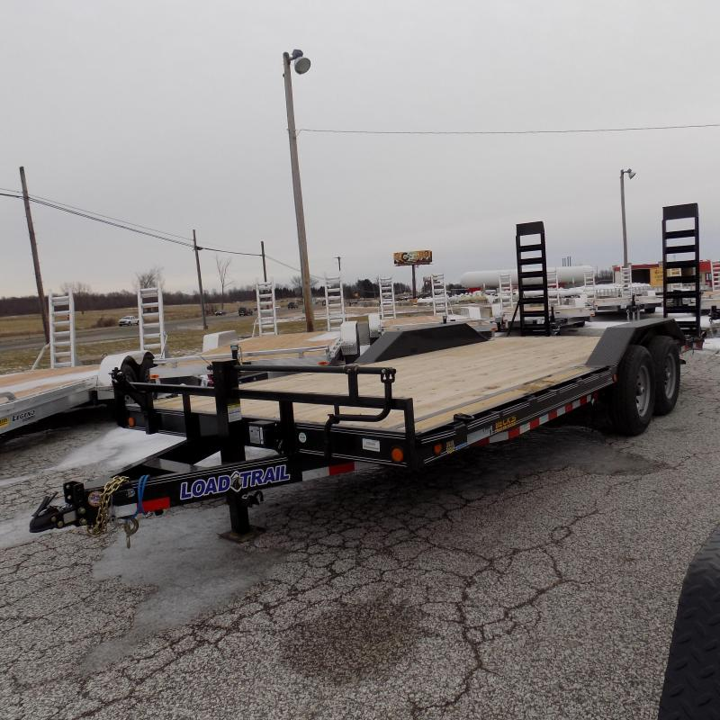 "New Load Trail CH14 102"" x 20' Open Car/Equipment Trailer For Sale - Payments from $99/mo. W.A.C."