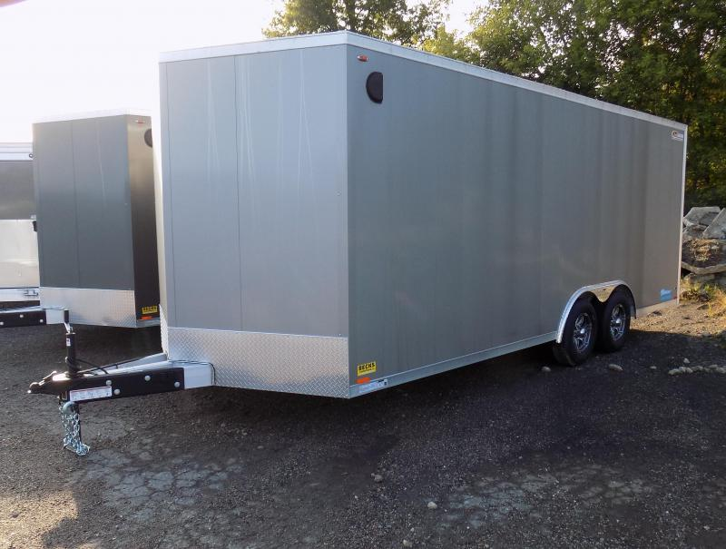 Legend Thunder 8.5' x 22' Aluminum Car Hauler For Sale