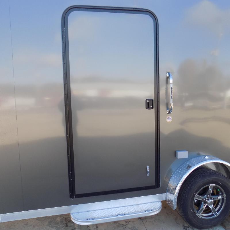 All New Legend Explorer 7.5' x 23' Snowmobile Trailer - Payments From $185/mo with $0 Down W.A.C - No Interior Wheel Wheels!