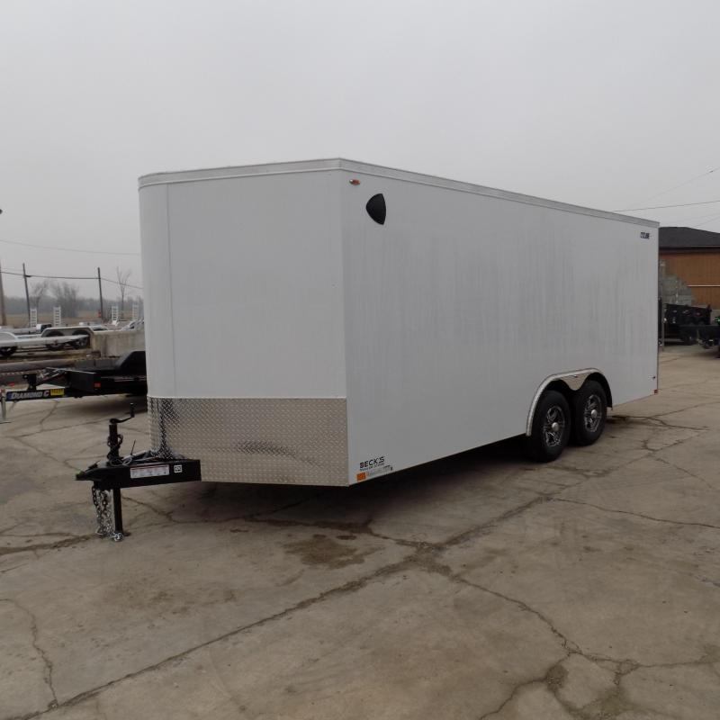 New Legend Cyclone 8.5' x 20' Enclosed Car Hauler Trailer for Sale - $0 Down Payments From $100/Mo W.A.C.