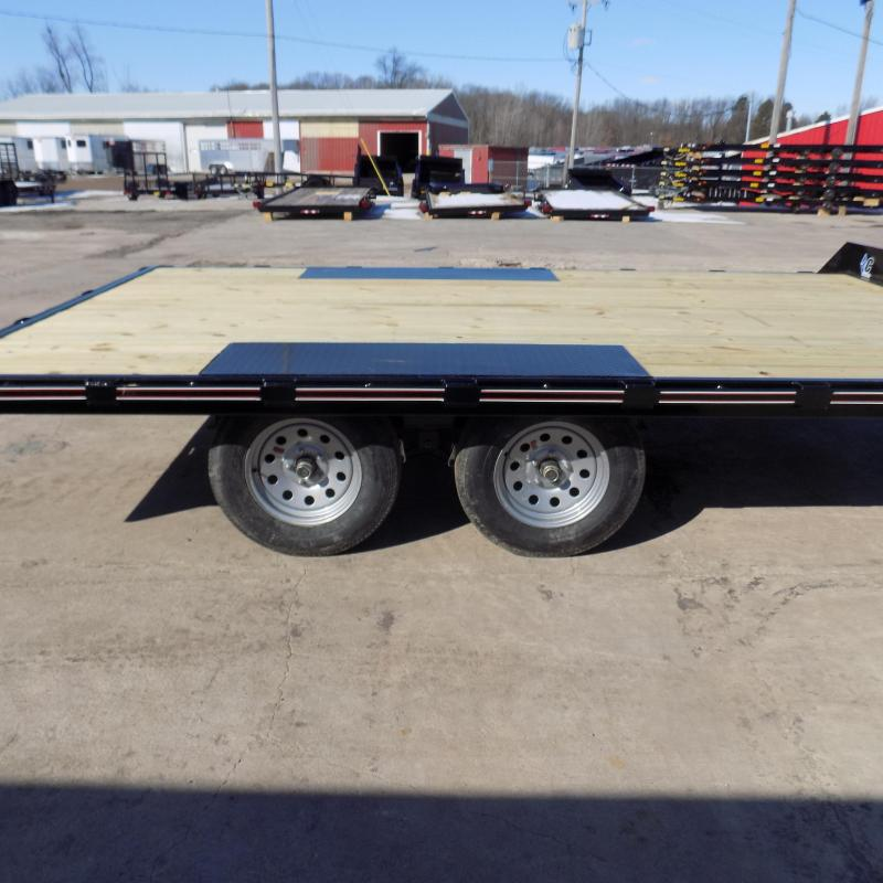 "Diamond C Trailers 102"" x 14' Deckover Equipment Trailer For Sale"