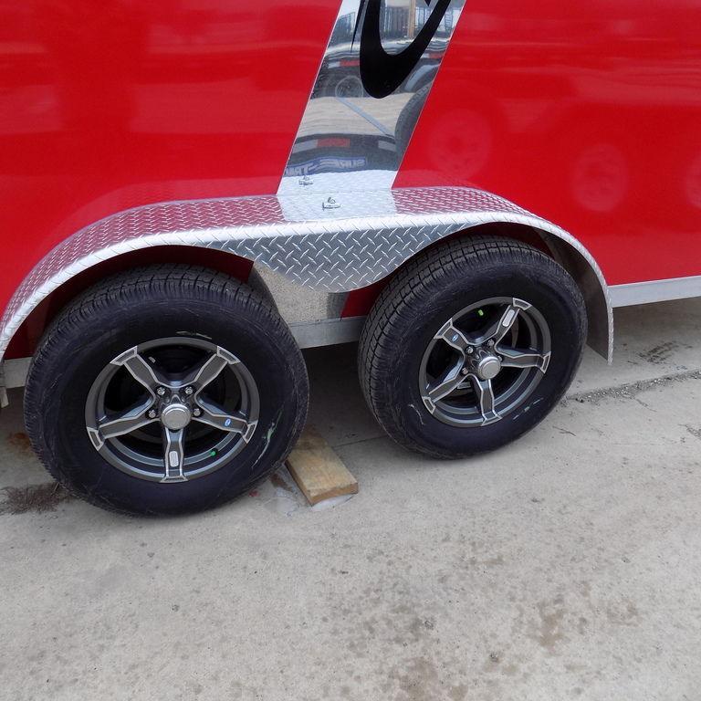New Legend Explorer 7' x 27' Aluminum Snowmobile Trailer For Sale - CLEARANCE UNIT - NOT SUBSTITUATIONS