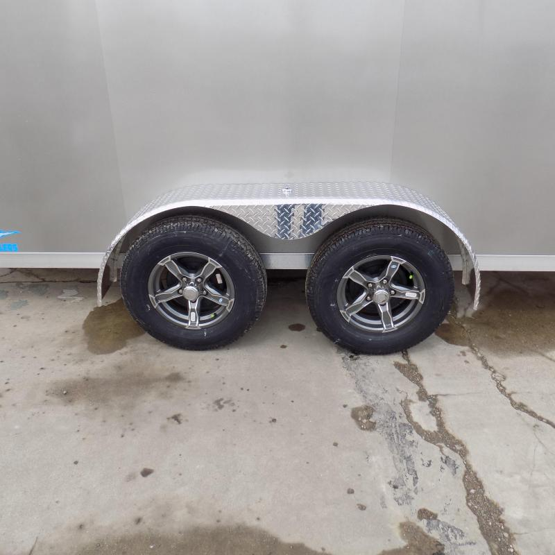 New Legend Thunder 7' x 18' Aluminum Enclosed Cargo Trailer For Sale- $0 DOWN $105/MO W.A.C.