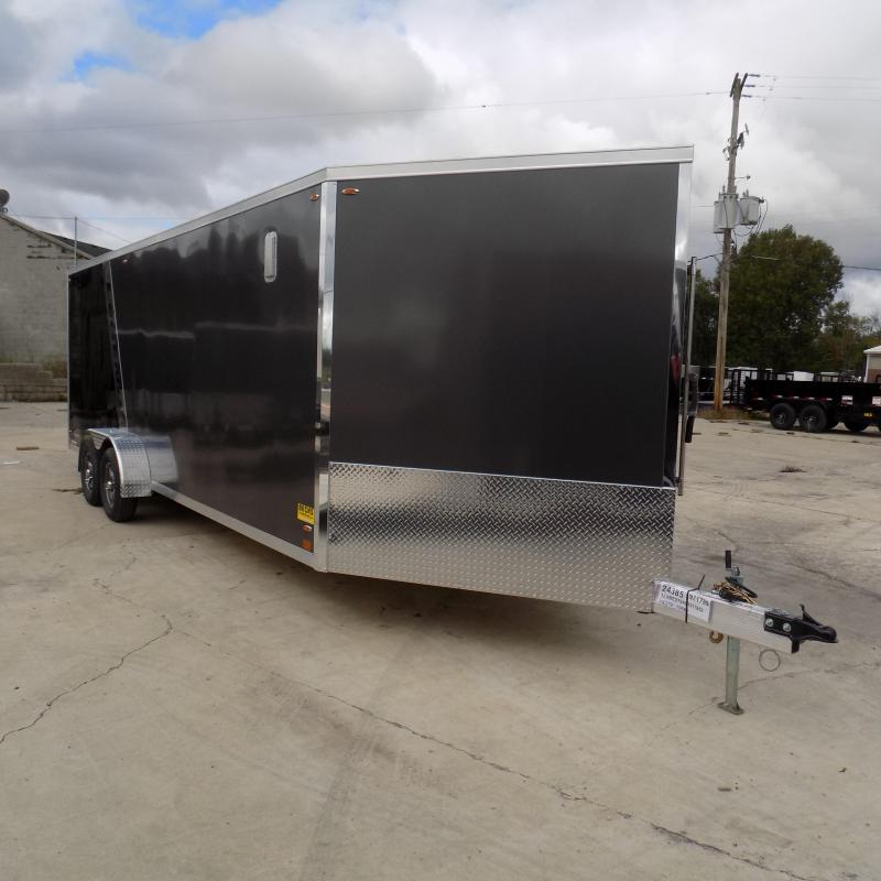New Legend Explorer 7' x 27' Snowmobile Trailer- Payments From $155/mo. with $0 Down W.A.C - Best Deal Guarantee