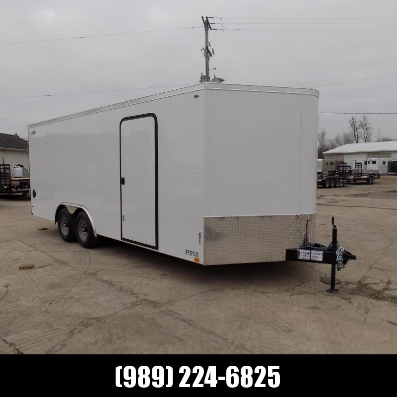 New Legend Cyclone 8.5' x 22' Car Hauler / Cargo Trailer for Sale - $0 Down Payment From 115/Mo W.A.C.