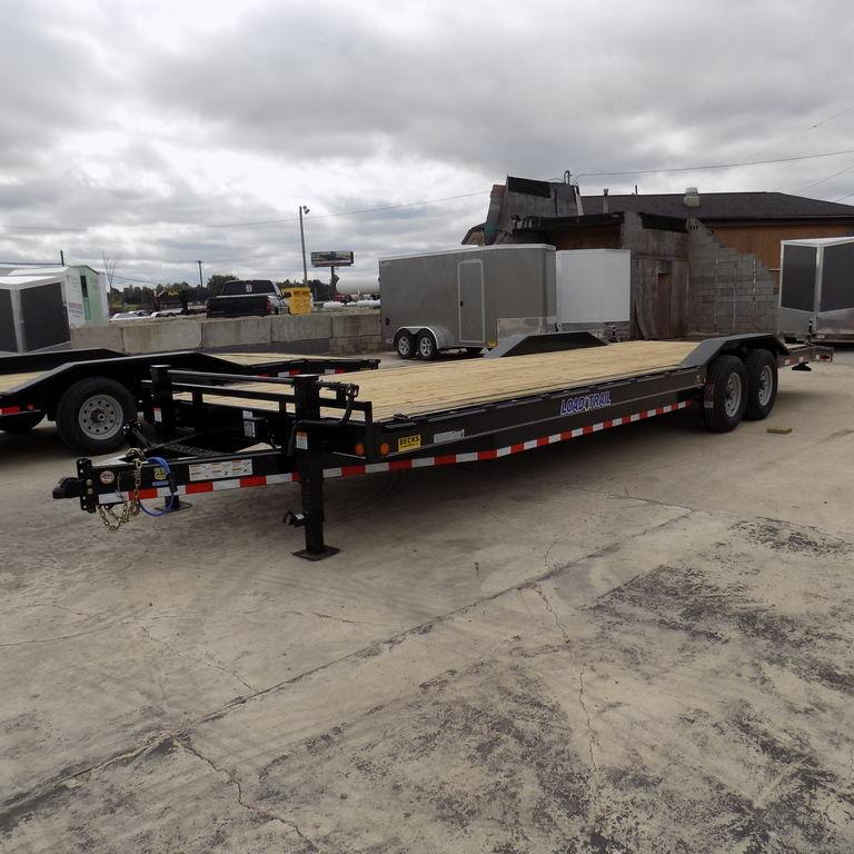 """New Load Trail 102"""" x 28' Open Car Hauler for Sale"""