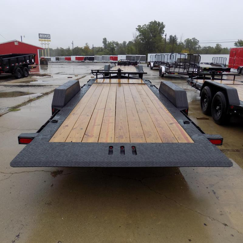 "New Load Trail TH14 83"" x 20' Tilt Deck Trailer For Sale With 7000# Axles - Payments from $122/mo. W.A.C."