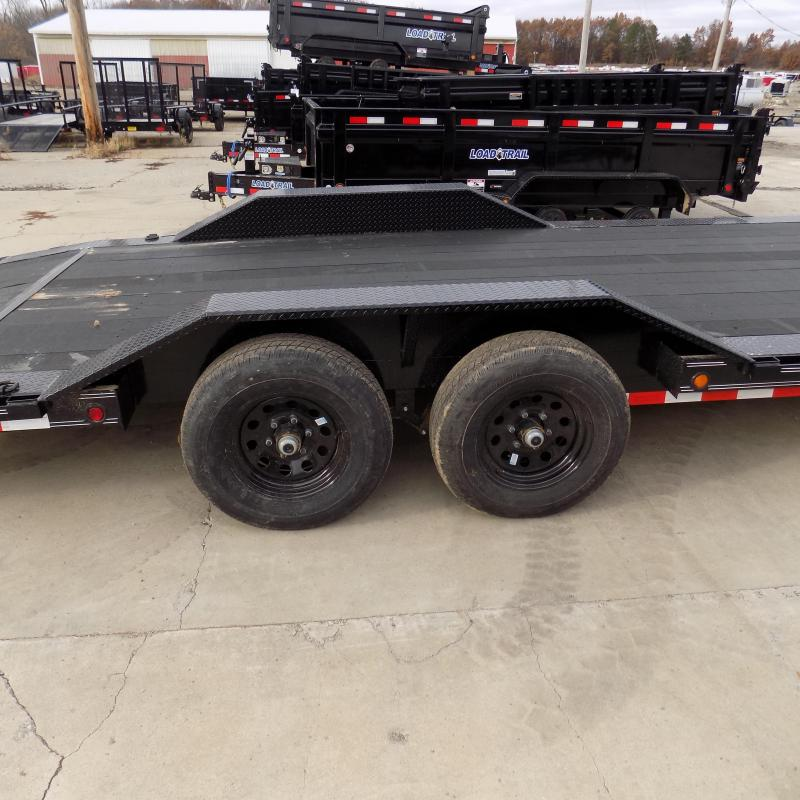 "New Load Trail 102"" x 20' Open Car/Equipment Trailer For Sale - $0 Down & Payments From $129/mo. W.A.C."