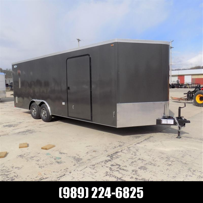 New Legend Cyclone 8.5' x 24' Enclosed car hauler for Sale - #0 Down & Payments from 129/mo. W.A.C.