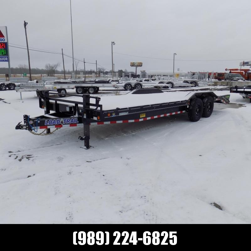 """New Load Trail CH14 102"""" x 24' Open Car/Equipment Trailer For Sale- $0 Down Payments From 139/Mo W.A.C."""