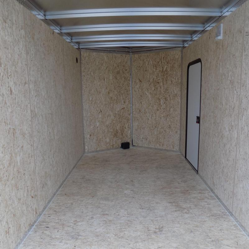 New Legend Thunder 7' X 14' Aluminum Enclosed Cargo Trailer For Sale- $0 Down Payments From $111/mo W.A.C