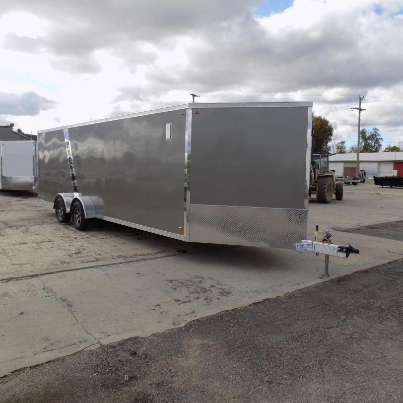 New Legend Explorer 7' x 29' Snowmobile Trailer From $165/mo. W.A.C - Guaranteed Best Deal