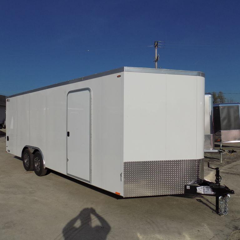 New Legend Trailers Cyclone 8.5' x 24' Enclosed Car Hauler / Cargo Trailer