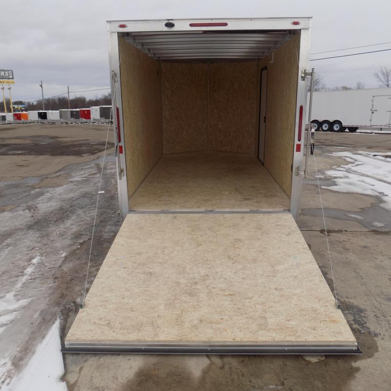 New Legend Thunder 7' x 14' Aluminum Enclosed Cargo For Sale-$0 Down Payments From $99/MO W.A.C