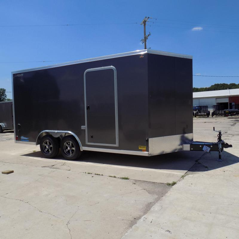 New Legend Thunder 8.5' X 18' All Aluminum Enclosed Cargo Trailer