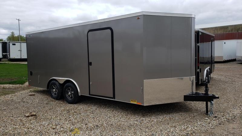 New Legend Trailers Legend Cyclone 8.5' x 20' Enclosed Cargo/Contractor Trailer