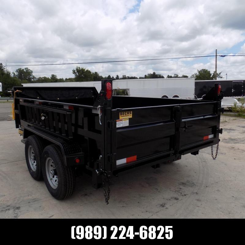 New DuraDump 7' x 12' Dump Trailer For Sale - Payment From $115/mo. With $0 Down W.A.C. - Best Deal Guarantee! - CLEARANCE UNIT - NOT SUBSTITUATIONS