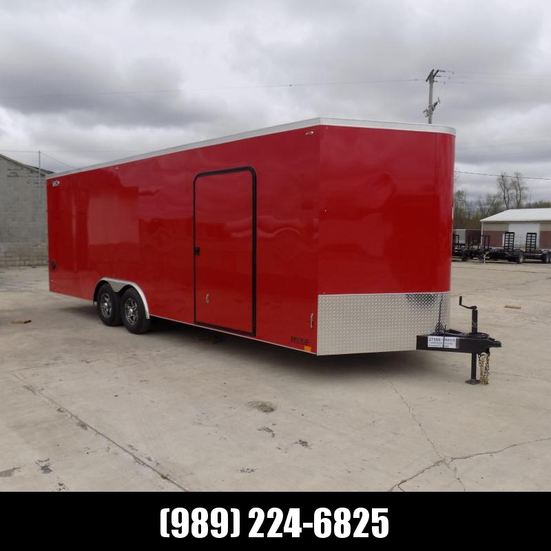 New Legend Cyclone 8.5' x 26' Enclosed Car Hauler Trailer for Sale - $0 Down Payments From $119/Mo W.A.C
